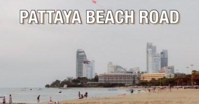 PATTAYA: Seaside Boulevard, April 2021. #PATTAYA #pattayatoday #pattaya2021