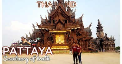 LIFE IN THAILAND | Pattaya, Thailand | Sanctuary of truth | RheAnna Vlogs | Breeze Vlog 2020