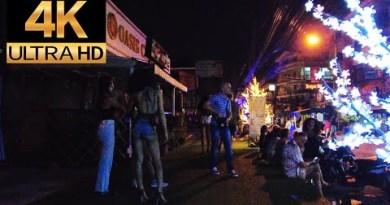 Pattaya 4K Night Plod After PM 22:30 BeachRoad and Soi BuaKhao, 2021 Apr twenty fourth.