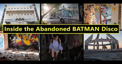Within the Deserted BATMAN Disco  –  Pattaya, Thailand (2 April 2021)