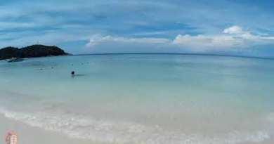Koh Lipe Island: Walking Along Pattaya Seaside In 2017