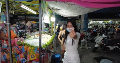 Pattaya Night Boulevard Scenes – 3rd Would possibly maybe maybe maybe 2021