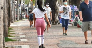 Pattaya Daytime Scenes. Thailand, Might perhaps per chance per chance even merely, 2021