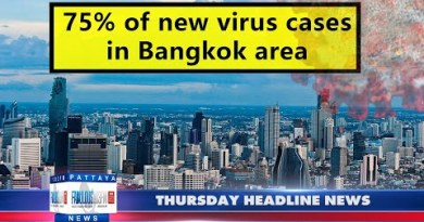 Most traditional Thailand News, from Unbelievable 103 in Pattaya (13 May possibly well simply 2021)