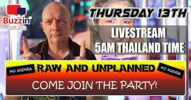 RAW & Unplanned Pattaya Chat Point out. Come be half of this lighthearted expose all about lifestyles in Pattaya City