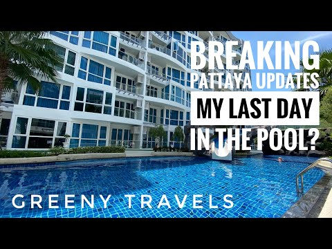 Newly announced closures for Pattaya, Chonburi Thailand.