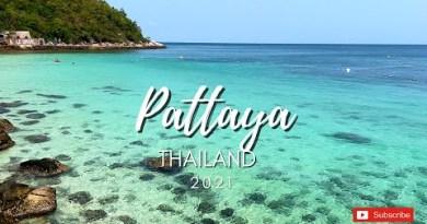 Pattaya at some stage in Covid | Koh Larn | Jomtien | Walking Road Pattaya | Documenting Thailand 2021