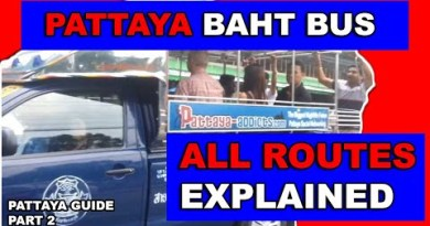 How To Spend The Baht Bus | Pattaya Nightlife Information | Allotment 2