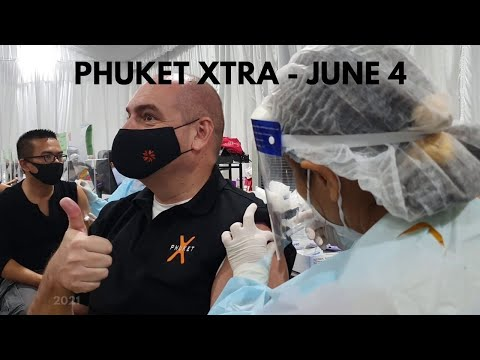 Mass vaccinations underway for working expats in Phuket || Thailand Recordsdata