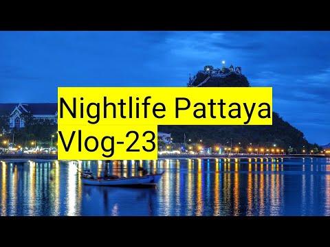 Nightlife Pattaya, Walking Pattaya, Seaside Avenue Pattaya, Freelancers Pattaya, Thai girls, Finest video