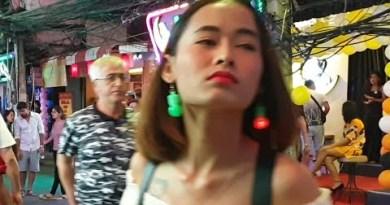 PATTAYA WALKING STREET BEST NIGHT SPOT SCENES