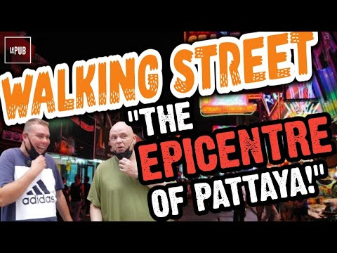 Recollections Of Strolling Toll road Pattaya w MARK & PHIL in THAILAND