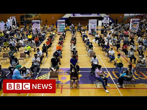 Thailand launches mass Covid vaccination drive – BBC Data