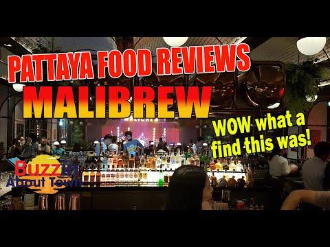 Pattaya Sharp places – Malibrew Pattaya – Gargantuan vibe, marvelous tune, unbelievable food (2020)