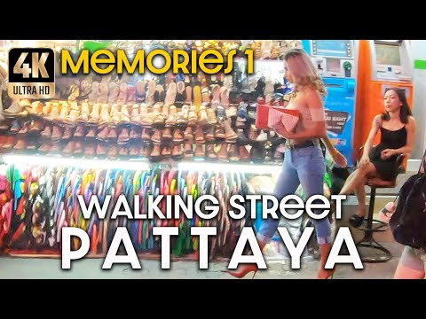 "Possess you understand? Evening of ""Pattaya Strolling Avenue"", the essence of nightlife 4K   Vol.3"