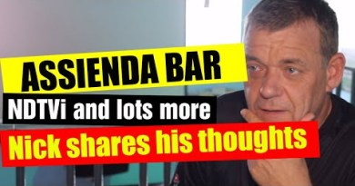 Pattaya Metropolis resident Carve Dean from Assienda Bar shares his thoughts on lifestyles here within the bar game.
