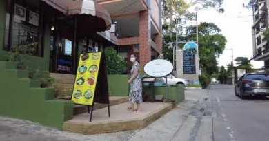 PATTAYA: Coastline Street Soi 5 (June 21) #pattaya #pattayatoday #pattaya2021