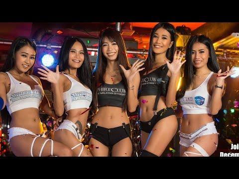 pattaya strolling avenue nightlife   vlog 97   28 June 2021