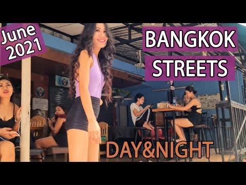 Bangkok Update – Streets Night Scenes on 26 June 2021   Vlog 83