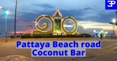 Pattaya shoreline road, Coconut Bar and Soi 7 & 8 this Saturday night