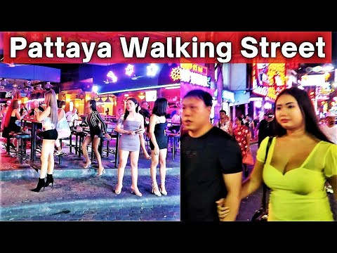 Pattaya Thailand Strolling Avenue Nightlife is Need to to Uncover about 🔥