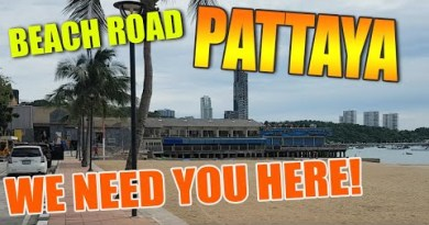 Pattaya City is watching to your return here along Seaside Street. The query is, when will you return?