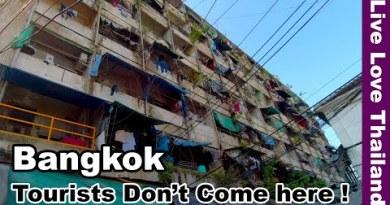 Thailand Tourists Don't Near Right here   Bangkok's Hidden Streets #livelovethailand