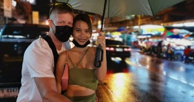 Or no longer it's raining – LIVE from Pattaya, Thailand