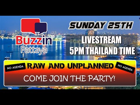 Pattaya City – Raw And Unplanned – Let's focus on about Pattaya City and all that is happening correct now