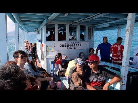 Koh Samet: Pattaya to Koh Samet