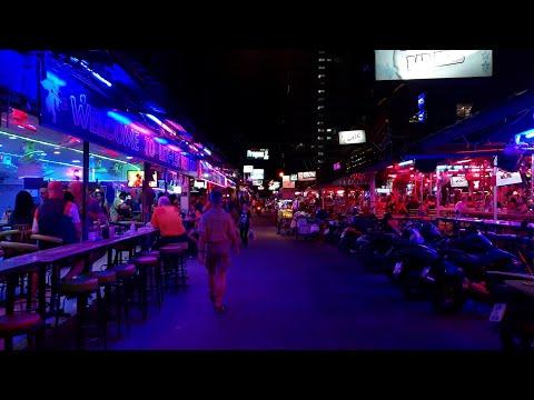 Soi Made in Thailand, Pattaya, Thailand (2021) (4K) WALKING TOUR