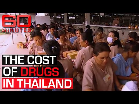 Welcome to the Bangkok Hilton: Inner Thailand's notorious drug prisons   60 Minutes Australia