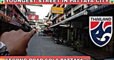Soi 6 Pattaya City,2d Boulevard Pattaya,Thailand This day 2021,Indian Shuttle Thailand 2021
