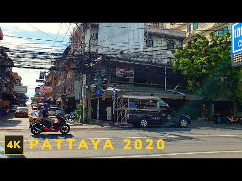 Pattaya Strolling Tour – What Pattaya Avenue Appears to be like to be like Admire ? 4k Thailand Stroll