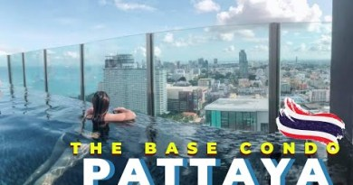 AFFORDABLE LUXURY HOTELS (Pattaya, Thailand) | The BASE Condominiums Review by Nova Grace Neri