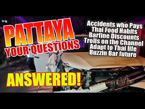 Pattaya Metropolis Chat Display conceal – August Twenty fifth 2021. Your questions answered about Pattaya Metropolis and plenty extra.