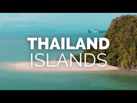 10 Most Elegant Islands in Thailand – Scuttle Video