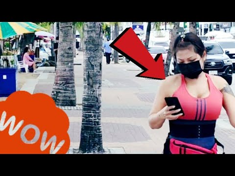 🇹🇭Pattaya Strolling Street, GoGo Girls, Ladyboys & Freelancers Would possibly perhaps perhaps additionally no longer Collect A Job Anymore !!😭 (Rush)