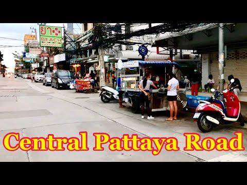 Pattaya Streak Now Lockdown relief Living chase Center Pattaya Soi 12 Terminal  Pattaya Seaside Sep.21