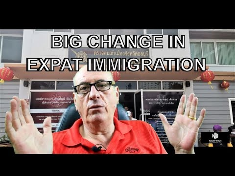 Novel Immigration Principles in Thailand as of 1st March 2019 The Final Blow! Vlog 368