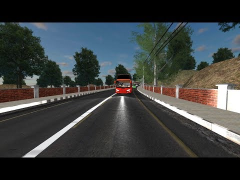 IDBS Thailand Bus Simulator (short trailer)