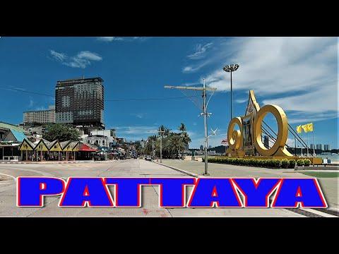 Pattaya Beach Highway July 2021