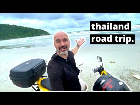 Thailand Bike Adventure (Pattaya Shoreline to Rayong)