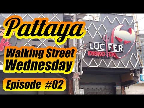Pattaya Walking Avenue Wednesday Episode #2
