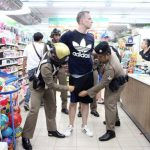 Drunken rampage in Pattaya, Norwegian tourist arrested