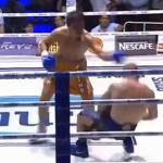 GRAPHIC VIDEO: Christian Daghio dies during Bangkok title fight