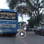 Krabi bus driver fined for WRECKLESS DRIVING