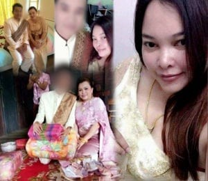 Wife of thirteen men has long history of scams & cons