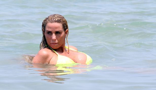 Katie Price pops out of her bikini on Koh Samui