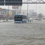 Pattaya under water